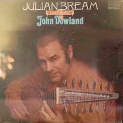 Dowland John -Lute Music Of...