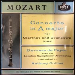 Mozart-Concerto In A Major...