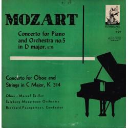 Mozart-Concerto For Piano...