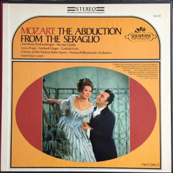Mozart-The Abduction From...