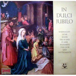 Various ‎– In Dulci Jubilo...