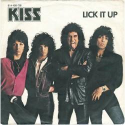 Kiss – Lick It Up 1983...
