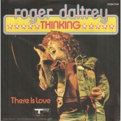 Daltrey Roger – Thinking /...