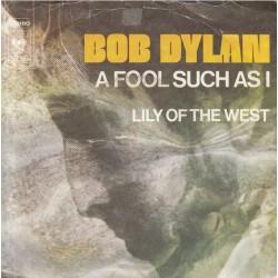 Dylan Bob – A Fool Such As...