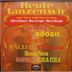 Various – Heute Tanzen Wir...
