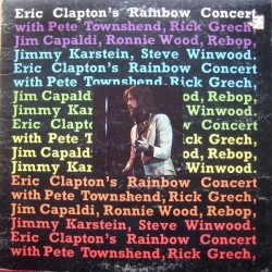 Clapton Eric – Rainbow Concert|1973 RSO 2394 116