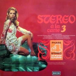 Various – Stereo À La...