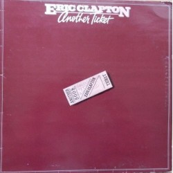 Clapton Eric ‎– Another Ticket|1981 RSO 2394 295