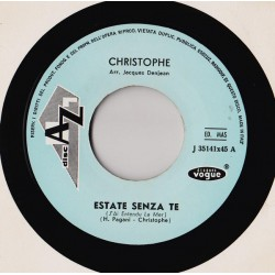 Christophe ‎– Estate Senza...