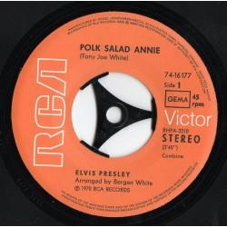 Presley Elvis – Polk Salad...