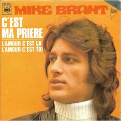 Brant ‎Mike – C'est Ma...