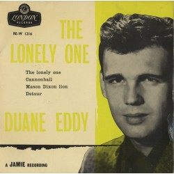 Duane Eddy ‎– The Lonely...