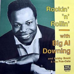 Downing  Big Al ‎– Rockin'...