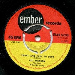 Orbison Roy – Sweet And...