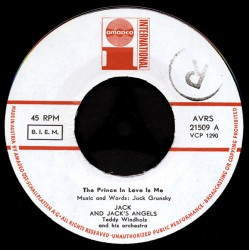 Jack's Angels – The Prince...