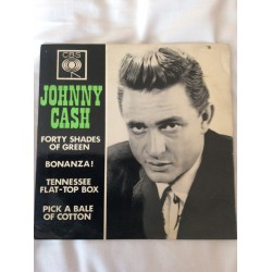 Cash Johnny ‎– Forty Shades...