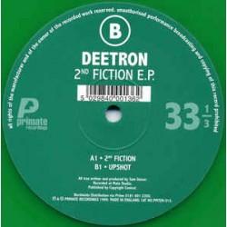 Deetron – 2nd Fiction...