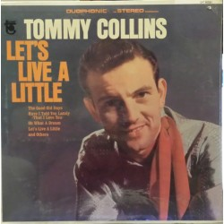 Collins ‎Tommy – Let's Live...