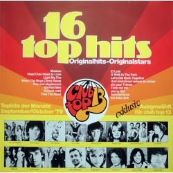 Various – 16 Top Hits -...