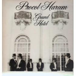 Procol Harum – Grand Hotel|1973    Chrysalis 62 628
