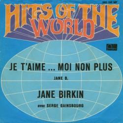 Birkin Jane  Avec Serge...