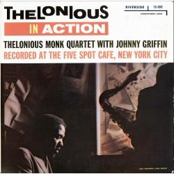 Monk Thelonious  Quartet...
