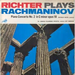 Rachmaninoff-Richter plays...