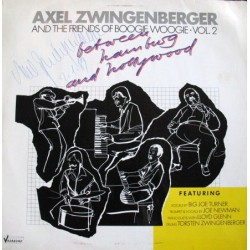 Zwingenberger Axel  And The...