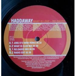 Haddaway – What Is Love...