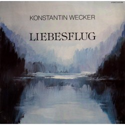 Wecker Konstantin – Liebesflug 1981 Polydor 2372 061