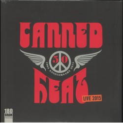Canned Heat – 50 Years...