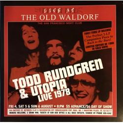 Rundgren Todd & Utopia  –...