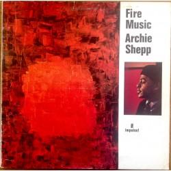 Shepp Archie – Fire...