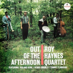 Haynes Roy  Quartet – Out...