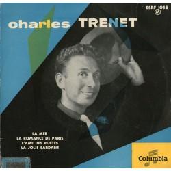 Trenet Charles – La Mer...