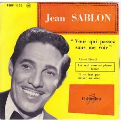 Sablon Jean – Vous Qui...
