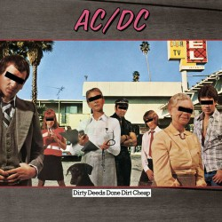 AC/DC – Dirty Deeds Done...