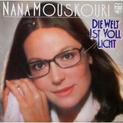 Mouskouri Nana – Die Welt Ist Voll Licht 1976 Philips – 9120 086
