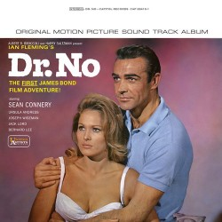 Soundtrack-Dr. No-Monty...