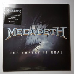 Megadeth ‎– The Threat Is...