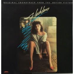 Various – Flashdance - Original Soundtrack  1983     Casablanca – 811 492-1