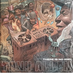 Allen Tony – There Is No...