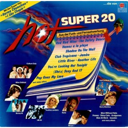 Various ‎– Hot Super 20...