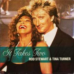 Stewart Rod & Tina Turner...