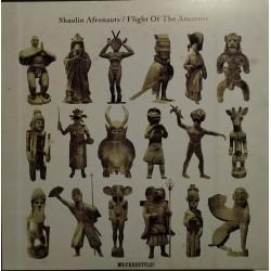 Shaolin Afronauts The –...