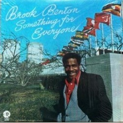 Benton Brook ‎– Something For Everyone|1973 MGM Records 2315 245