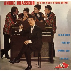 Brasseur André and his...
