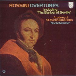 Rossini- Overtures -Academy...
