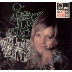 Benton ‎ Brook – Send For Me|1966 Fontana 858 041 FPY