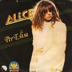 Alice  – Per Elisa  1981...